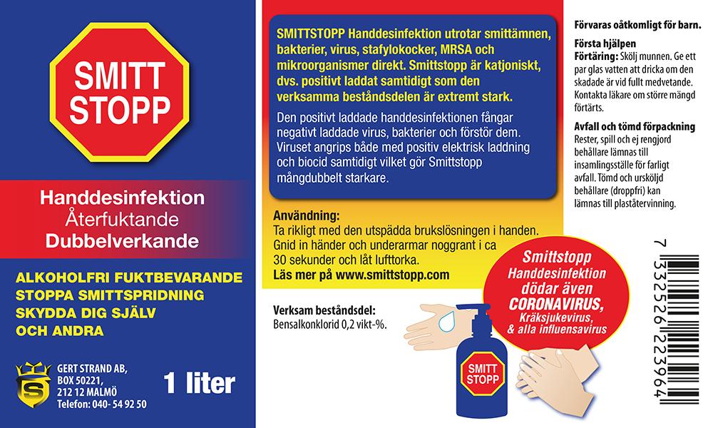 handdesinfektionsmedel
